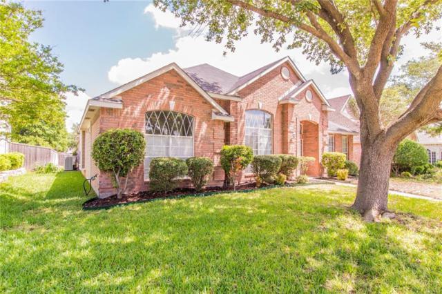 819 Sumner Drive, Mesquite, TX 75149 (MLS #13843505) :: Century 21 Judge Fite Company