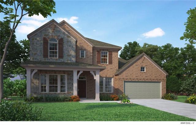600 Timber Ridge Road, Prosper, TX 75078 (MLS #13843589) :: Team Hodnett