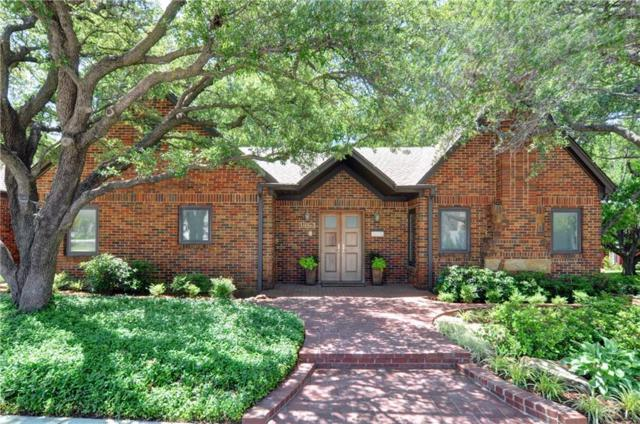 3863 Crestline Road, Fort Worth, TX 76107 (MLS #13843604) :: The Mitchell Group