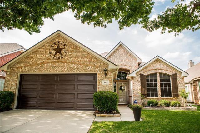 3021 Bigleaf Drive, Little Elm, TX 75068 (MLS #13843633) :: The Chad Smith Team