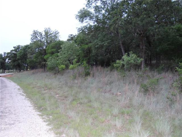 Lot 35 Cozy Cove Court, Chico, TX 76431 (MLS #13843645) :: The Chad Smith Team