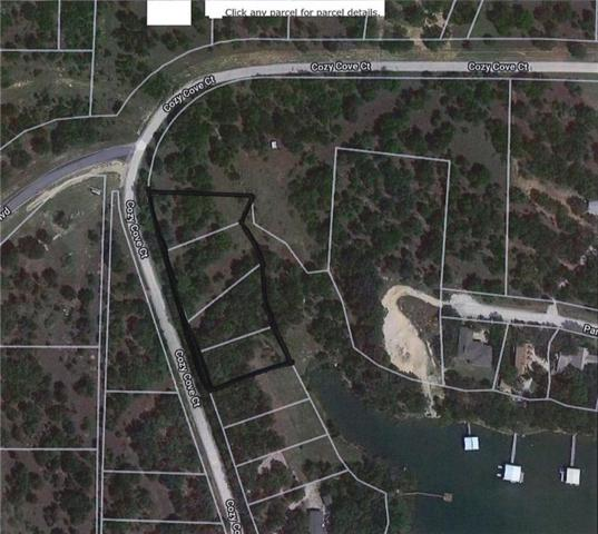 Lot 1 Cozy Cove Court, Chico, TX 76431 (MLS #13843725) :: The Rhodes Team