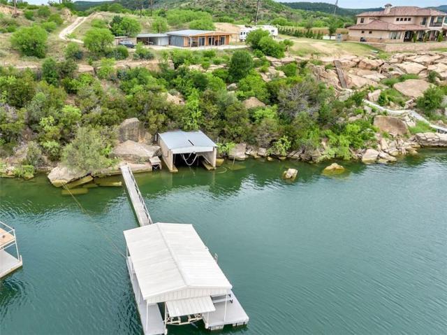 5403 Edgewater, Possum Kingdom Lake, TX 76450 (MLS #13843756) :: Team Hodnett