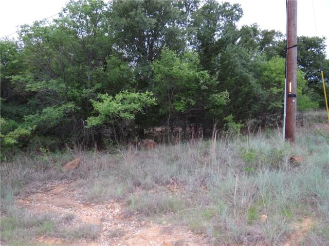 Lot 44 Cozy Cove Court, Chico, TX 76431 (MLS #13843763) :: The Chad Smith Team