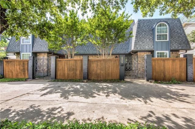 5915 Preston Road, University Park, TX 75205 (MLS #13843780) :: RE/MAX Pinnacle Group REALTORS
