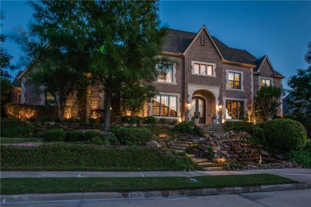5559 Lago Vista Lane, Frisco, TX 75034 (MLS #13843823) :: Hargrove Realty Group