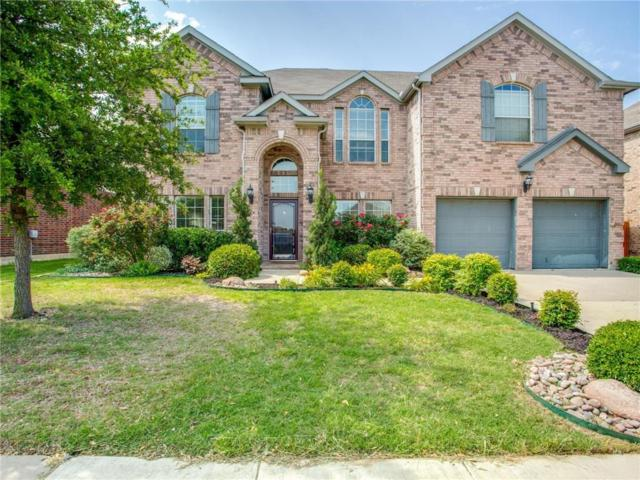 4417 Chesapeake Bay Drive, Fort Worth, TX 76123 (MLS #13843927) :: The Chad Smith Team