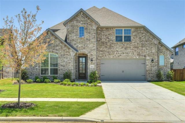 4031 Dewberry Lane, Prosper, TX 75078 (MLS #13843983) :: The Chad Smith Team