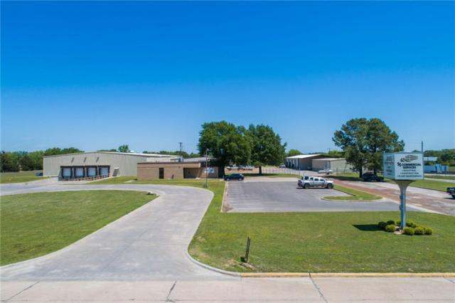 201 Commercial Services Drive, Sulphur Springs, TX 75482 (MLS #13844033) :: Magnolia Realty
