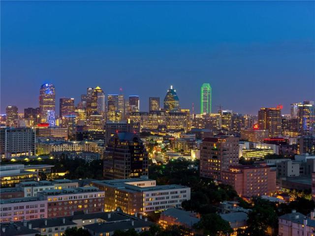 3111 Welborn Street #1701, Dallas, TX 75219 (MLS #13844134) :: Baldree Home Team