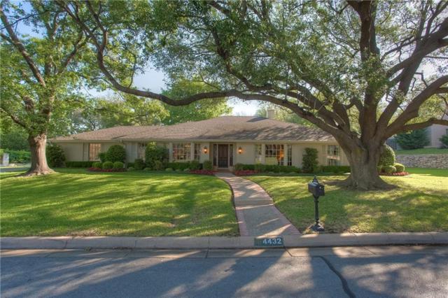 4432 Dunwick Lane, Fort Worth, TX 76109 (MLS #13844201) :: RE/MAX Landmark