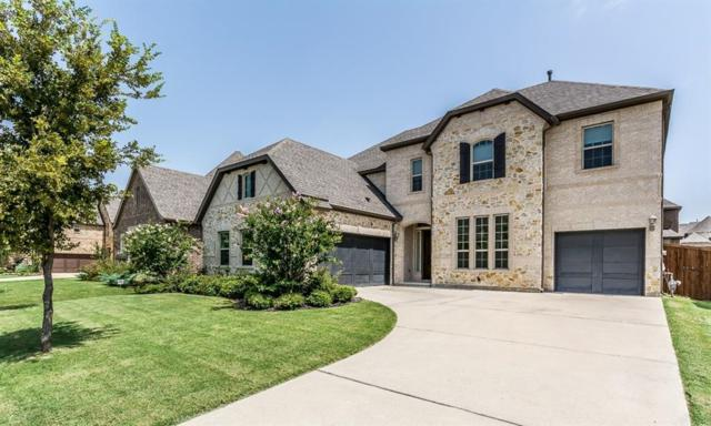 1610 Singing Water Drive, Allen, TX 75013 (MLS #13844246) :: RE/MAX Town & Country