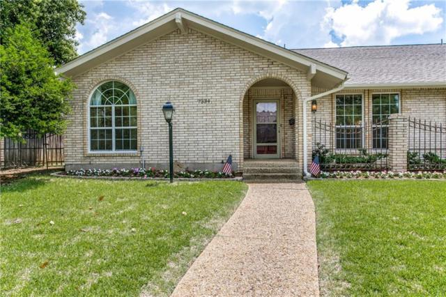 7334 Wellcrest Drive, Dallas, TX 75230 (MLS #13844307) :: The Chad Smith Team