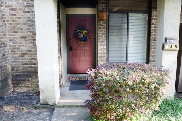 821 Dublin Drive #155, Richardson, TX 75080 (MLS #13844378) :: Baldree Home Team