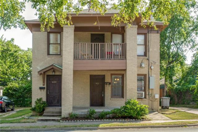 409 N Beacon Street, Dallas, TX 75214 (MLS #13844401) :: Magnolia Realty
