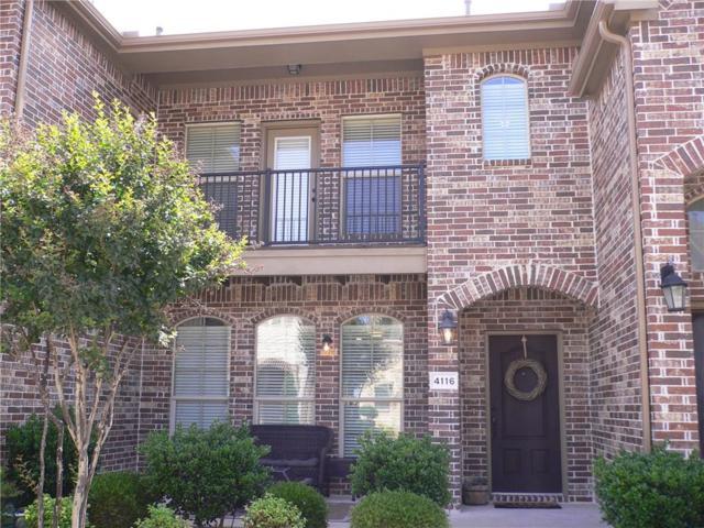 4116 Comanche Drive, Carrollton, TX 75010 (MLS #13844406) :: The Rhodes Team