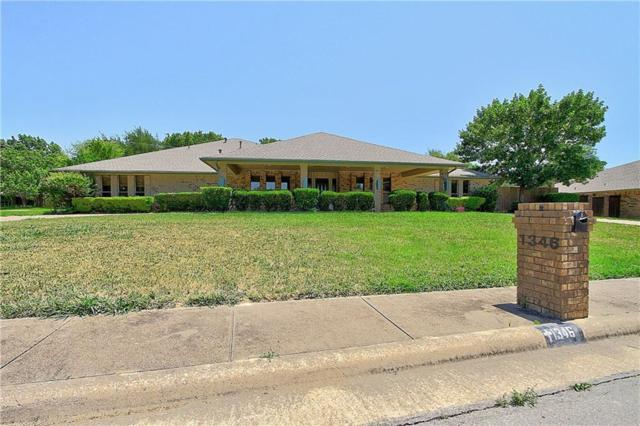 1346 Marble Canyon Drive, Desoto, TX 75115 (MLS #13844558) :: The Real Estate Station