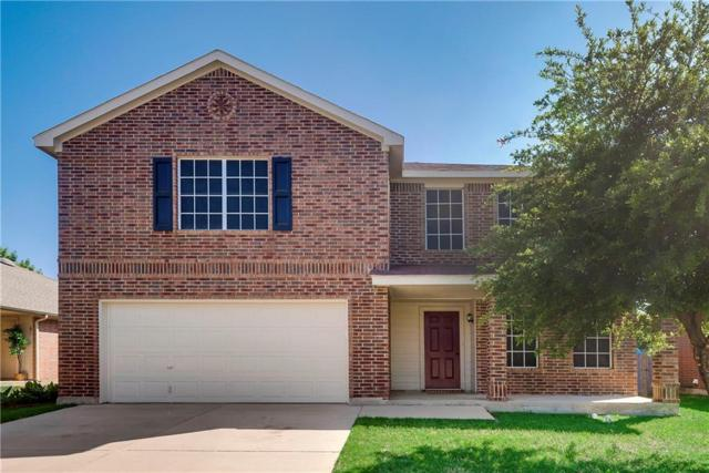 804 Eagle Drive, Saginaw, TX 76131 (MLS #13844637) :: RE/MAX Landmark
