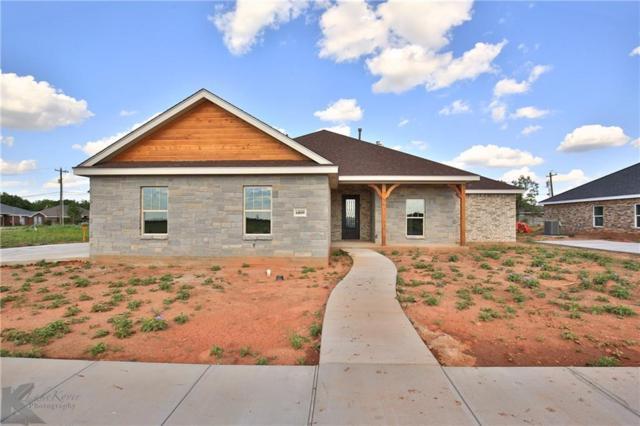6809 Cedar Elm Drive, Abilene, TX 79606 (MLS #13844642) :: Team Hodnett