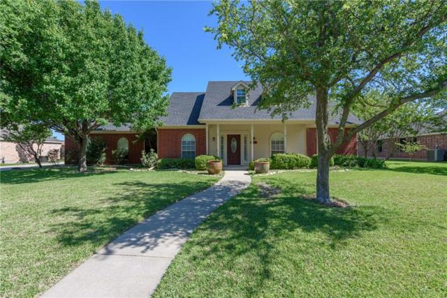 1309 Shell Beach Drive, Little Elm, TX 75068 (MLS #13844657) :: Hargrove Realty Group