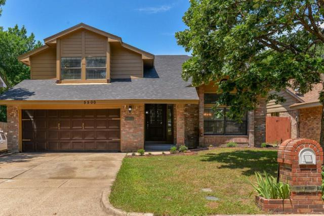 5500 Cold Springs Drive, Arlington, TX 76017 (MLS #13844692) :: Baldree Home Team