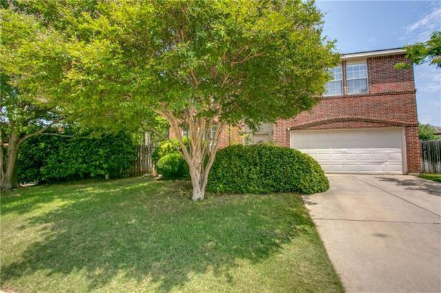 2705 Meadowview Drive, Corinth, TX 76210 (MLS #13844764) :: Team Tiller