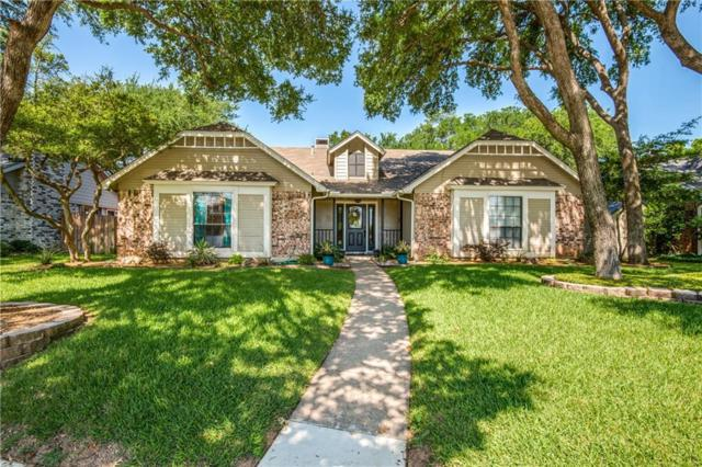 103 Creekside Lane, Coppell, TX 75019 (MLS #13844794) :: The Rhodes Team