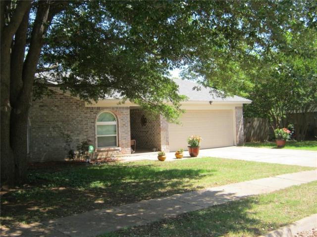905 Holly Street, Crowley, TX 76036 (MLS #13844803) :: Century 21 Judge Fite Company