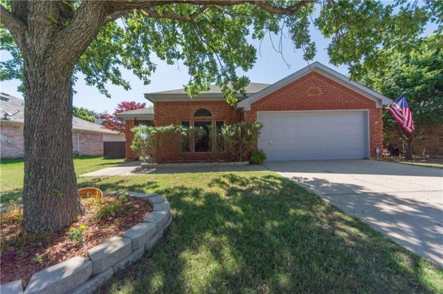 1508 Nightingale Lane, Corinth, TX 76210 (MLS #13844865) :: The Rhodes Team