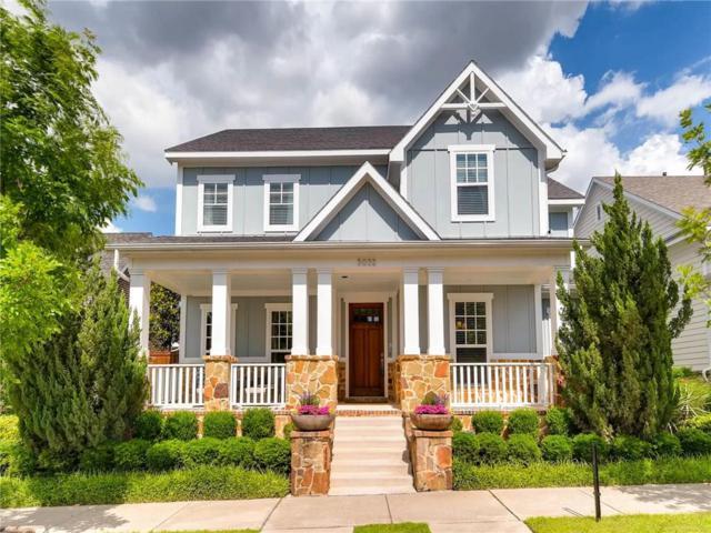 5032 Dickens Lane, Carrollton, TX 75010 (MLS #13844890) :: RE/MAX Town & Country