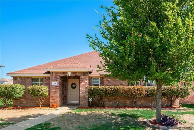 313 Quail Run Road, Red Oak, TX 75154 (MLS #13844932) :: RE/MAX Preferred Associates