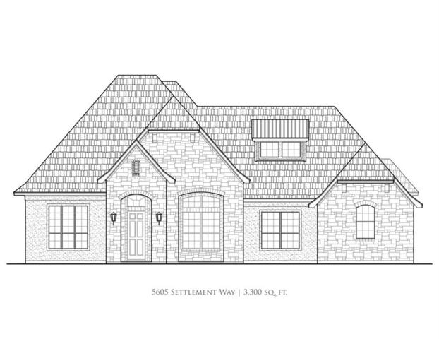 5605 Settlement Way, Mckinney, TX 75070 (MLS #13844962) :: Century 21 Judge Fite Company