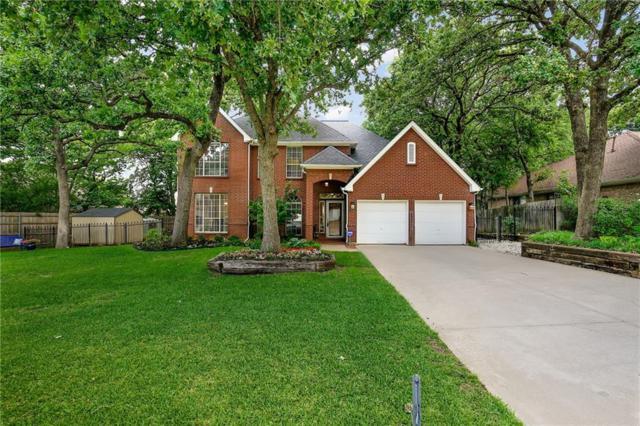 1820 Rolling Ridge Drive, Grapevine, TX 76051 (MLS #13845067) :: Team Tiller