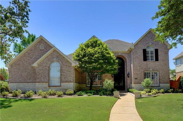 808 Shasta Lane, Keller, TX 76248 (MLS #13845081) :: Fort Worth Property Group
