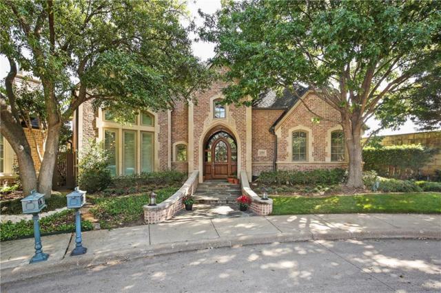 11909 Edgestone Road, Dallas, TX 75230 (MLS #13845099) :: Team Hodnett