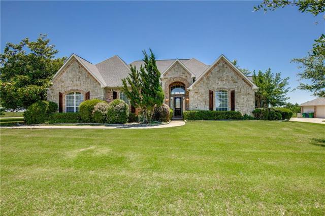261 Quail Creek Road, McLendon Chisholm, TX 75032 (MLS #13845183) :: RE/MAX Landmark