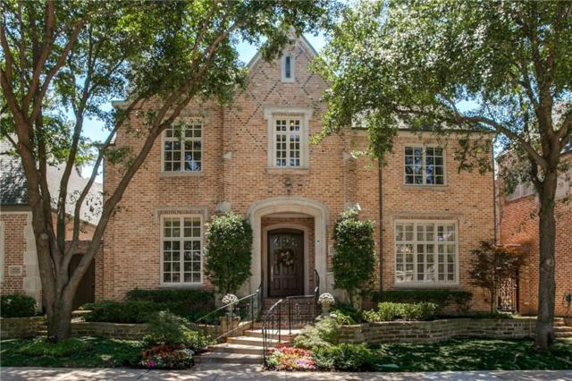 5724 Wortham Lane, Dallas, TX 75252 (MLS #13845207) :: Kimberly Davis & Associates