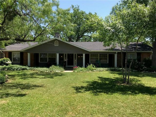 1609 Sylvan Drive, Abilene, TX 79605 (MLS #13845249) :: RE/MAX Landmark