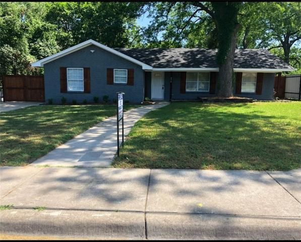 438 E Cherry Street, Duncanville, TX 75116 (MLS #13845330) :: RE/MAX Preferred Associates