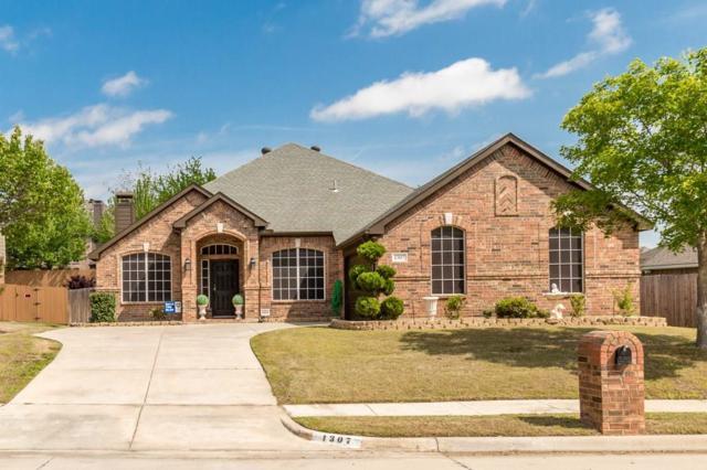 1307 Clear Springs Drive, Keller, TX 76248 (MLS #13845421) :: Frankie Arthur Real Estate