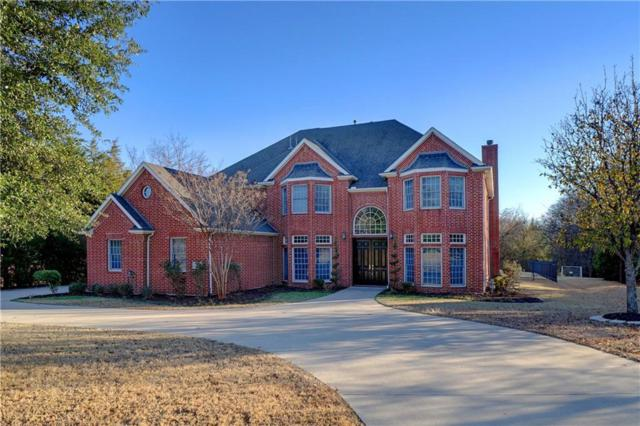 1805 Wickwood Court, Argyle, TX 76226 (MLS #13845429) :: The Real Estate Station