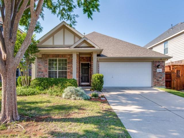 5404 Ivyridge Lane N, Mckinney, TX 75071 (MLS #13845442) :: Magnolia Realty
