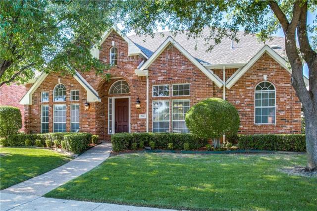 706 Graywood Lane, Coppell, TX 75019 (MLS #13845474) :: Team Tiller