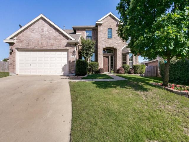 9136 Post Oak Court, Arlington, TX 76002 (MLS #13845501) :: Team Hodnett