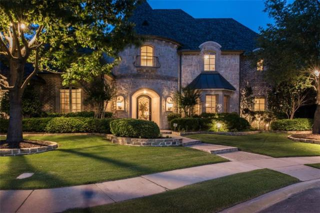 6008 Bellevue Place, Frisco, TX 75034 (MLS #13845515) :: Team Tiller