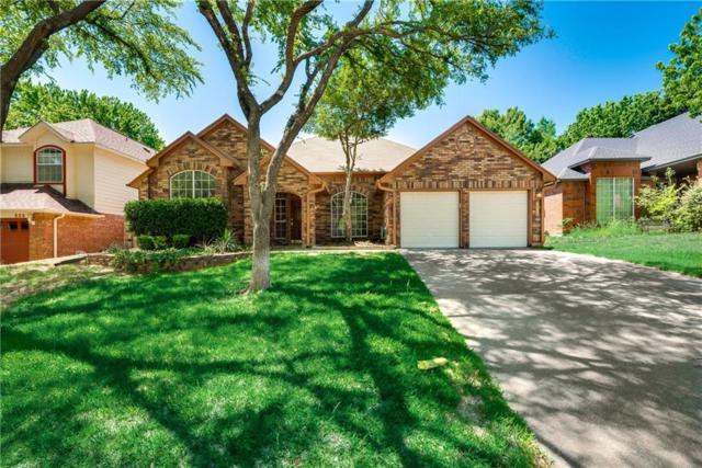 527 Westbury Drive, Grapevine, TX 76051 (MLS #13845667) :: Team Tiller