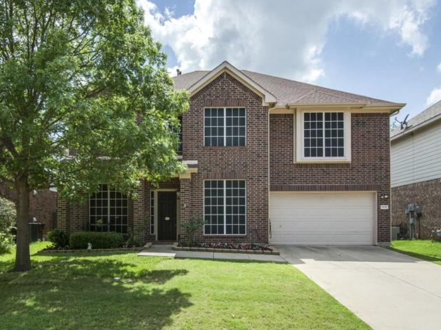 1111 Wentwood Drive, Corinth, TX 76210 (MLS #13845682) :: Real Estate By Design