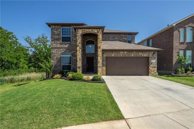 2205 Windhaven Drive, Denton, TX 76210 (MLS #13845691) :: Team Tiller
