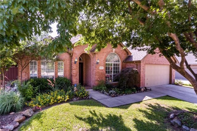 5204 Lakeland Drive, Frisco, TX 75035 (MLS #13845699) :: The Rhodes Team