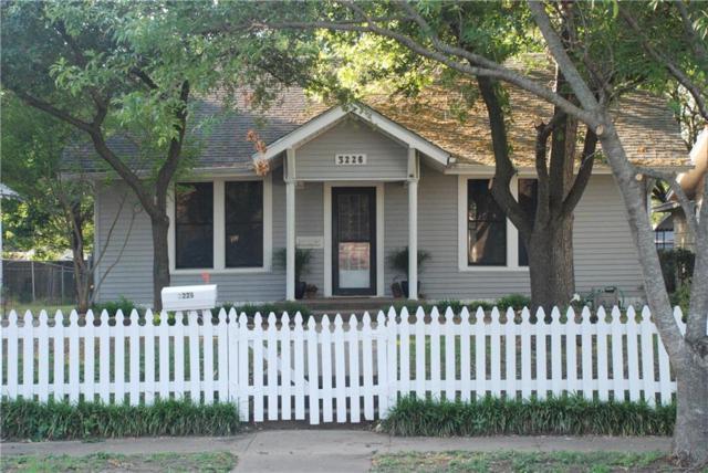 3226 Lasker Avenue, Waco, TX 76707 (MLS #13845752) :: Baldree Home Team